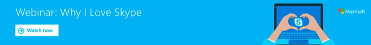 Weminar Skype