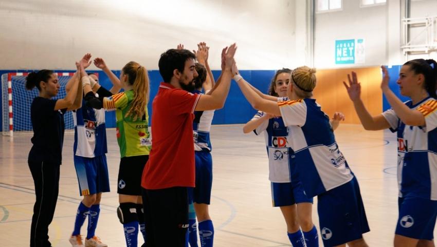 Triomf amb remontada del FS Sabadell CDN davant el Magic Sants