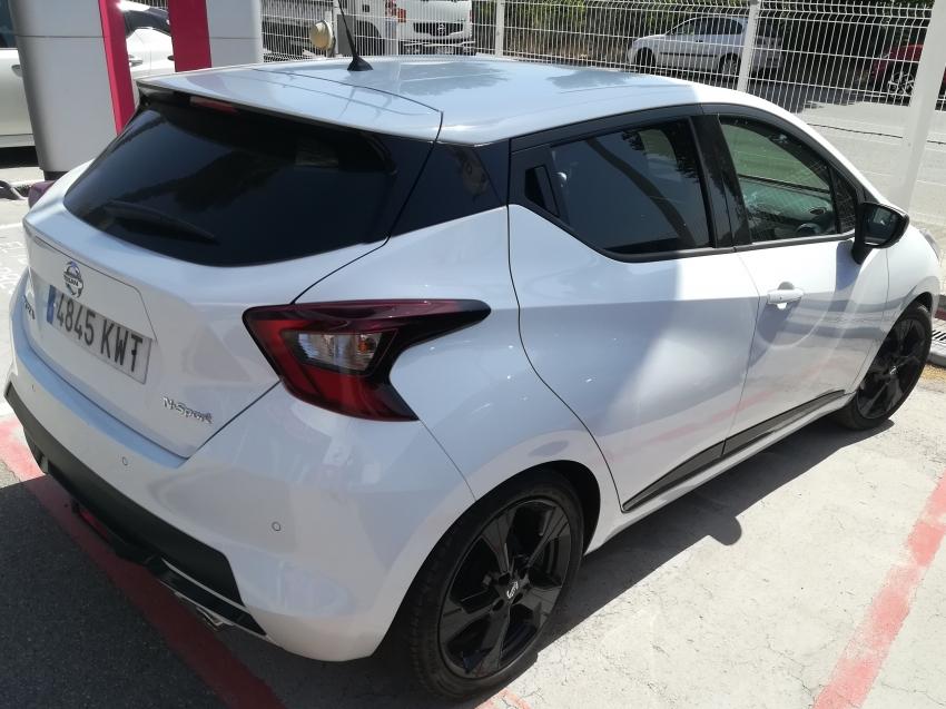 El modelo más deportivo del Nissan Micra