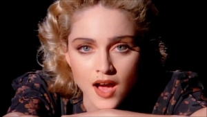 Madonna. Live to tell