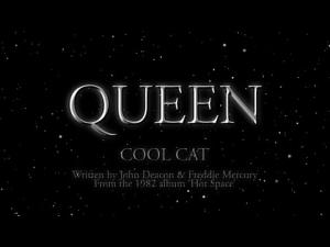 Queen. Cool cat