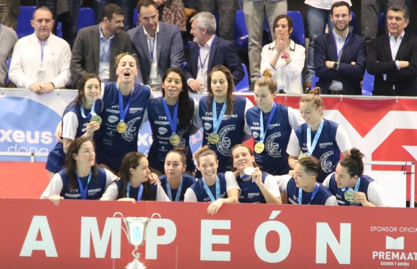 Novedades en el equipo femenino de waterpolo del CN Sabadell