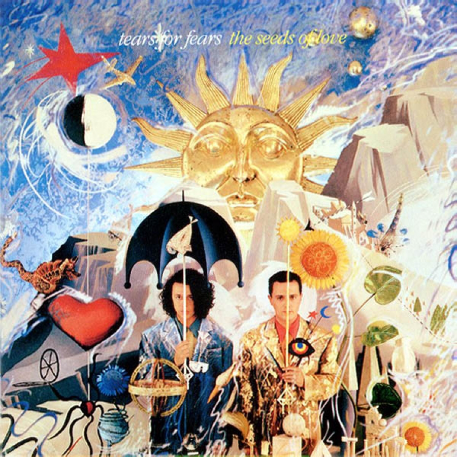 Tears for Fears. Sowing in the seeds of love