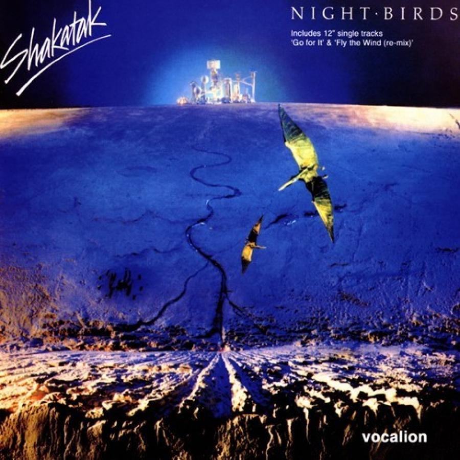 Los pájaros de noche de Shakatak siguen volando al ritmo de 'Night birds'