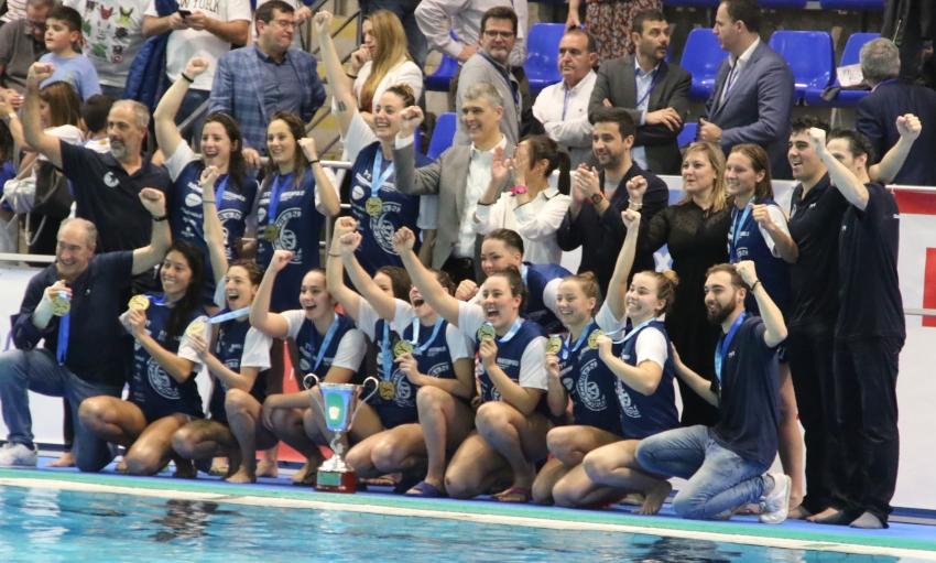 El CN Sabadell reina en casa ante el CN Terrassa en una final espectacular (9-8)