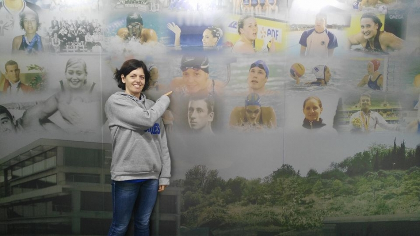 Lourdes Becerra és la nova entrenadora de la Federació Catalana al CAR de Sant Cugat