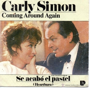 Carly Simon. Coming around again