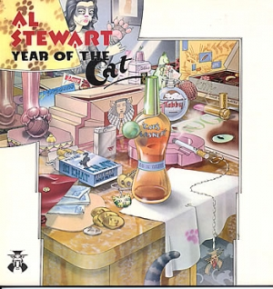 Al Stewart. The year of the cat