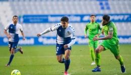 El Sabadell pierde ante el Fuenlabrada el partido de los autogoles (1-2)