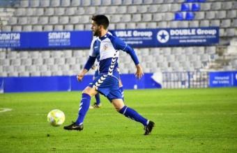 Xavi Boniquet seguirá un año más en el Sabadell