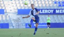 Jesús Olmo cierra su segunda etapa como jugador del Sabadell