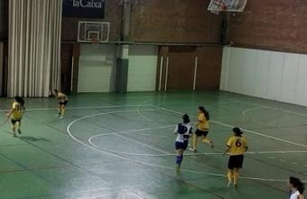 El FS Sabadell Femení CDN guanya a Tarragona (2-3) i descansa en la segona posició