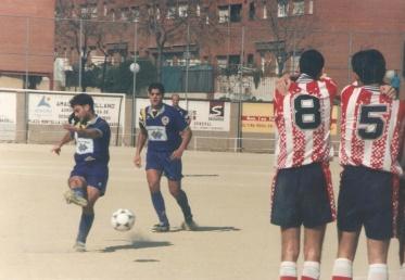 La magia de Jordi Bransuela desde el campo a los vestuarios
