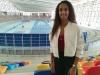 María Vicente y el tridente búlgaro presentan el Meeting Internacional d'Atletisme de Sabadell