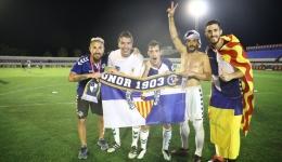 Los protagonistas del ascenso del Sabadell, uno por uno